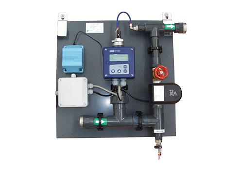 Spurgo automatico induttivo torri evaporative serie CTI 500