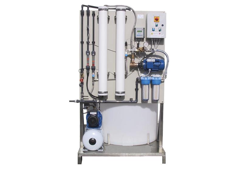 Chemservice Brescia - Impianti Osmosi Inversa BW 25