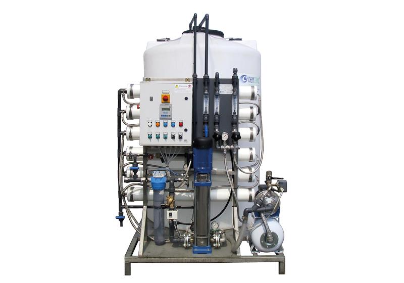 Chemservice Brescia - Impianti Osmosi Inversa BW 40