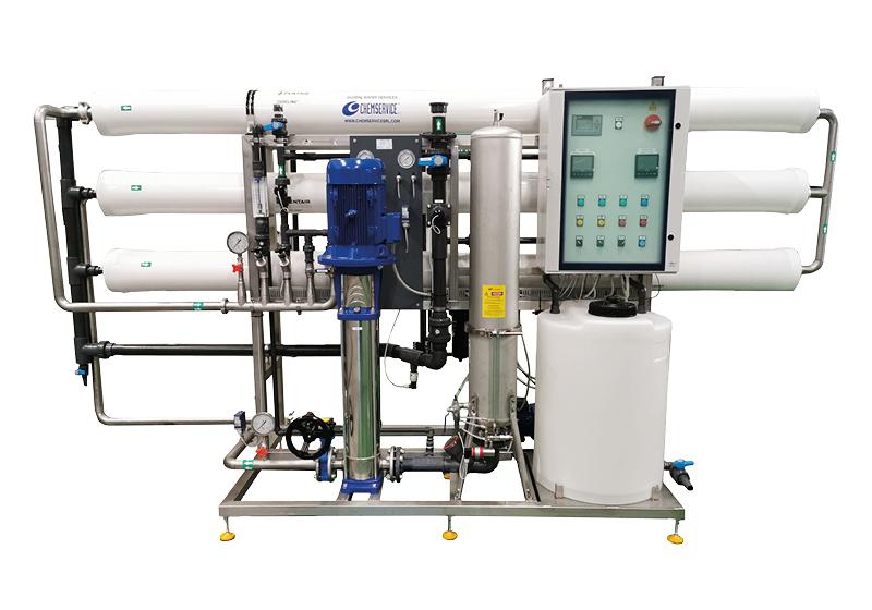 Chemservice Brescia - Impianti Osmosi Inversa BW 80