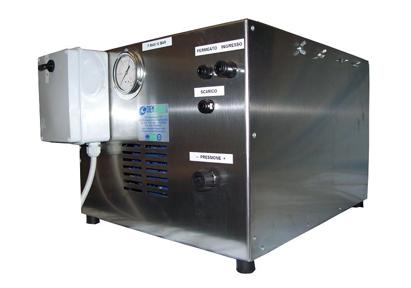 Chemservice Brescia - Impianti Osmosi Inversa Osmo Compact