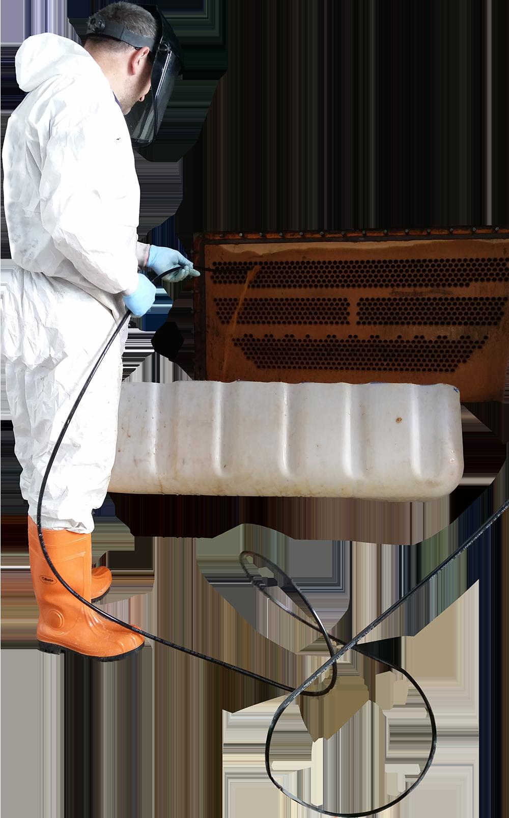 Chemservice Brescia - prodotti chimici - lavaggi chimici