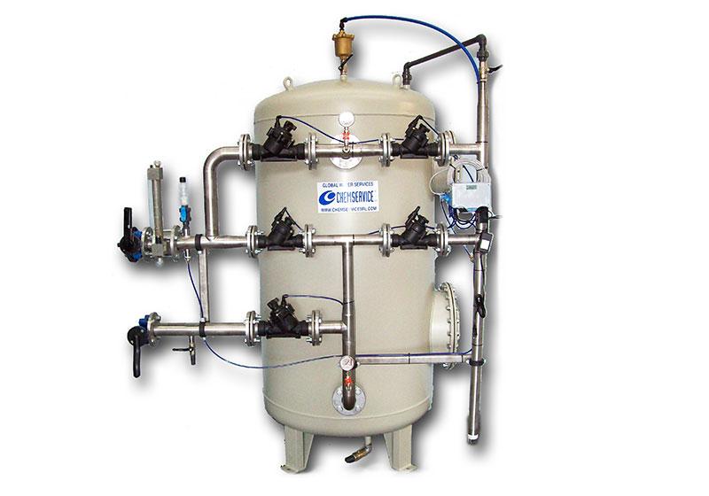 Chemservice Brescia - Impianti deferrizzazione serie FSI